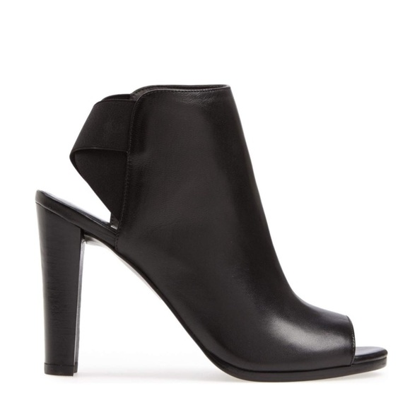 adc4d7ac8e2 Stuart Weitzman here it is black leather booties. M 5a4424e200450fbc6d0a78c3